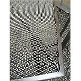 Metall-Sitzgruppe-7tlg-anthrazit-Streckmetall-Sitzgarnitur-Gartenmbelset