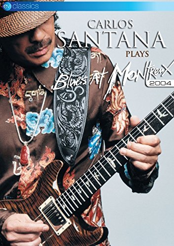 Carlos Santana - Plays Blues At Montreux