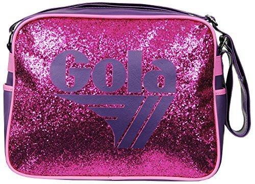 Borsa GOLA Redford Glitter Dust - ZCUB926VK 36x27 - Violet/Fuchsia