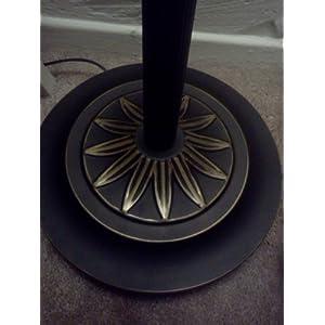 Deal Normande Lighting JM1-884 71-Inch 100-Watt Incandescent Torchiere