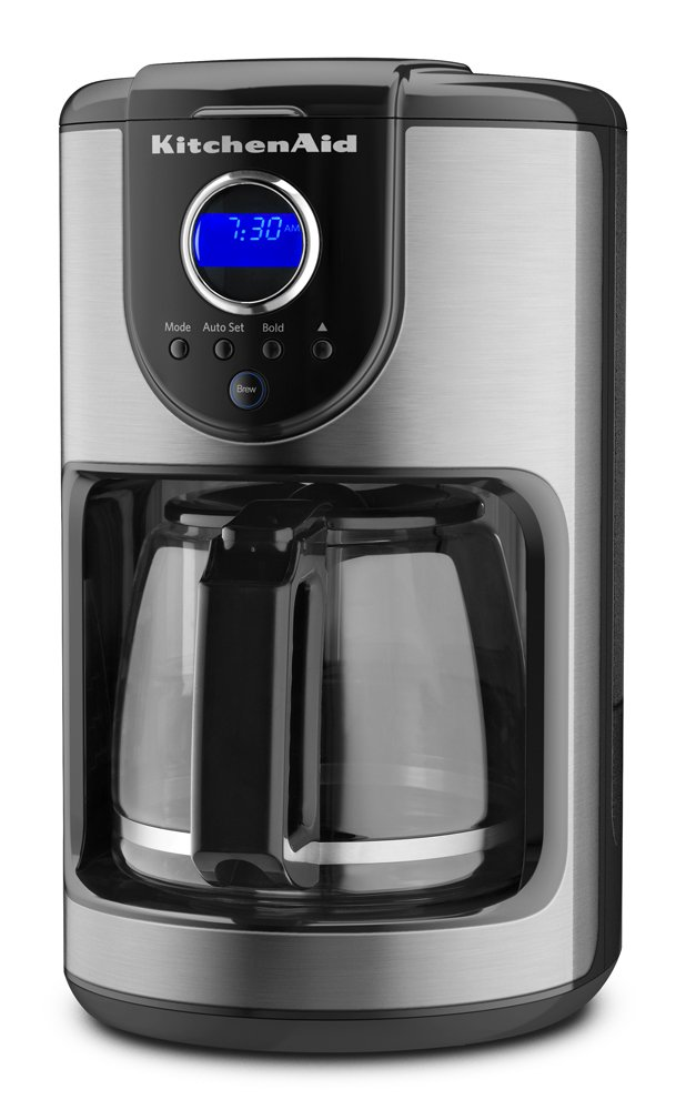 KitchenAid Coffee Maker KCM111OB: The 12 Cup Model to Program for Happiness