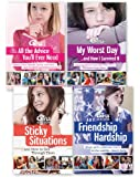Discovery Girls' Middle School Survival Guide Book Set