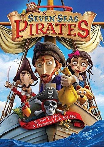 Seven Seas Pirates (Widescreen)
