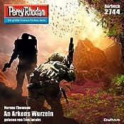 An Arkons Wurzeln (Perry Rhodan 2744)   Verena Themsen