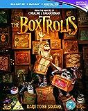 The Boxtrolls (Blu-ray 3D + Blu-ray + UV Copy)