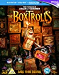 The Boxtrolls (Blu-ray 3D + Blu-ray +...