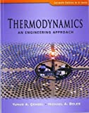Thermodynamics: An Engineering Approach with Student Resource DVD by Cengel, Yunus A., Boles, Michael A. 7 edition (2010) Yunus A., Boles, Michael A. Cengel