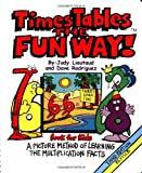 Times Tables the Fun Way: Book for Kids: A Picture Method of Learning the Multiplication Facts