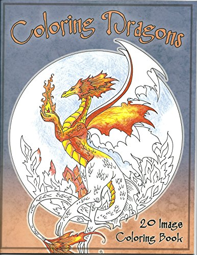 Amy Brown Coloring Dragons