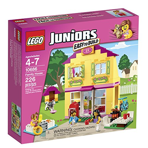 LEGO Juniors Family House Building Set