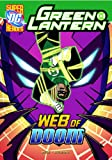 img - for Web of Doom (Green Lantern) book / textbook / text book