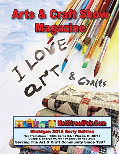 Ebook pdf 2014 michigan art craft show magazine by for Craft show in michigan