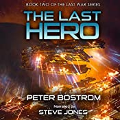 The Last Hero: Book Two of The Last War Series | Peter Bostrom