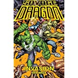 Savage Dragon: Invasion TPpar Erik Larsen