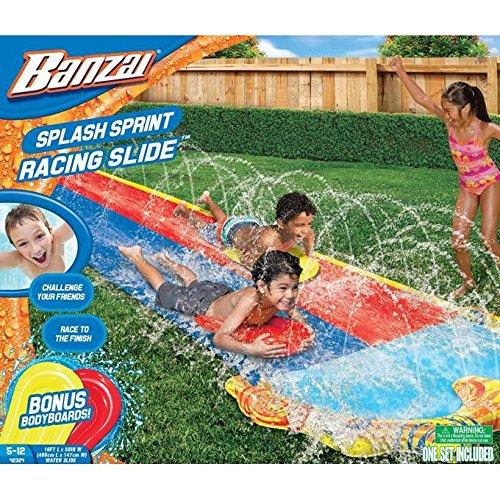 Why Choose Splash Sprint Racing Slide