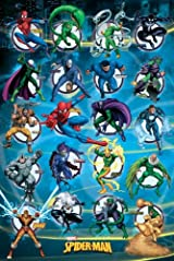 Spiderman Compilation Maxi Poster 61x91.5cm