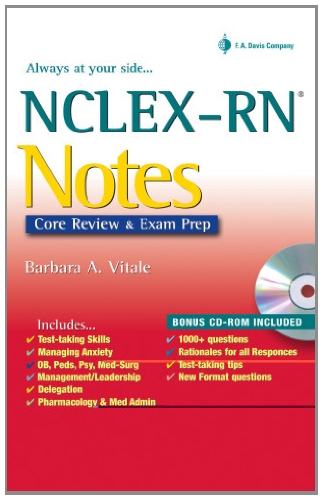 NCLEX-RN Notes: Core Review & Exam Prep