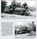 Logging Railroads of South Carolina