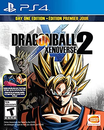 Dragon Ball Xenoverse 2 - PlayStation 4 Day One Edition