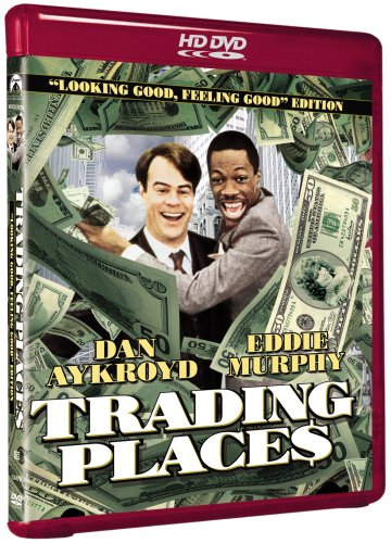 Cover art for  Trading Places (Special Collector's Edition) [HD DVD]