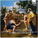 ヘンデル:オペラ「忠実な羊飼い」(1712年オリジナル版) (George Frideric Handel : Il Pastor Fido 1712 / La Nuova Musica dir.David Bates) (2CD) [輸入盤]
