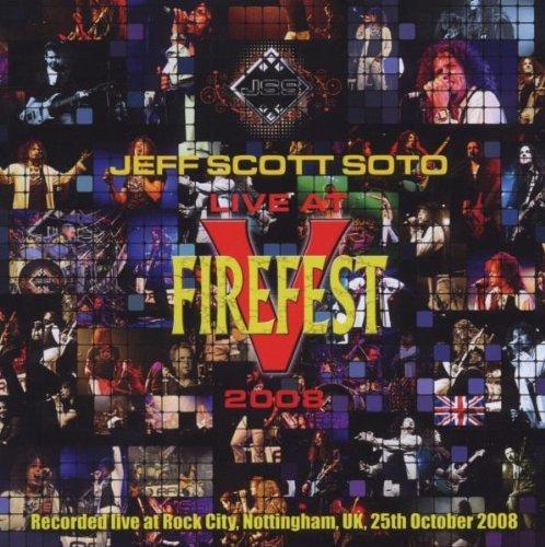 Live At Firefest 2008 by Jeff Scott Soto