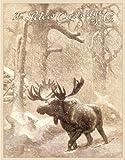 Tin Sign Peters - Moose
