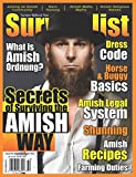img - for Survivalist Magazine Issue #18 - Secrets to Survive the Amish Way book / textbook / text book
