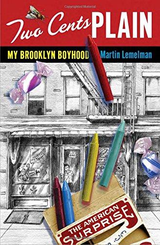 Two Cents Plain: My Brooklyn Boyhood