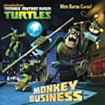 Monkey Business (Teenage Mutant Ninja...