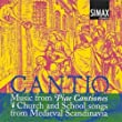 Cantio (Music From Piae cantiones / Church And School Songs From Medieval Scandinavia)