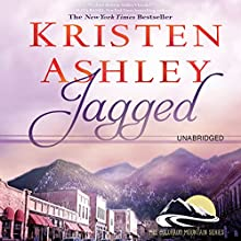 Jagged (       UNABRIDGED) by Kristen Ashley Narrated by Emma Taylor
