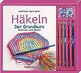 Häkeln. Der Grundkurs-Set: Techniken und Muster. Buch, 5...