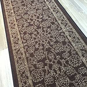 Amazon Com Custom Size Brown Egyptian Print Traditional