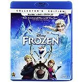 Frozen(Blu-ray+DVD)北米版 2014