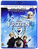 Frozen(Blu-ray+DVD)北米版 2014