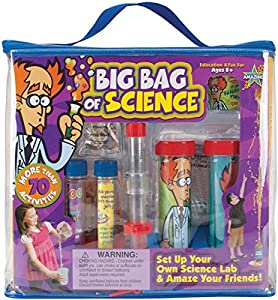Be Amazing Toys Big Bag Of Science from Be Amazing