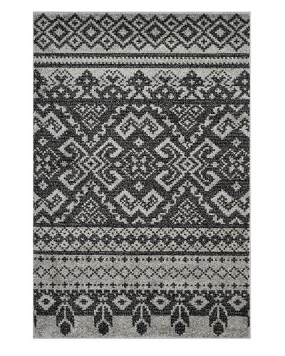 Safavieh Adirondack Rug  [Silver/Black]