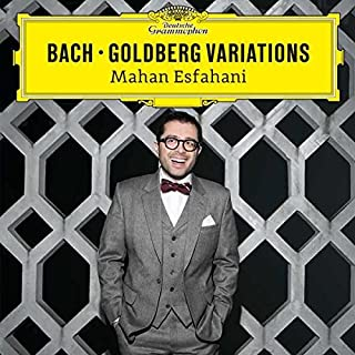 Book Cover: Bach: Goldberg Variations