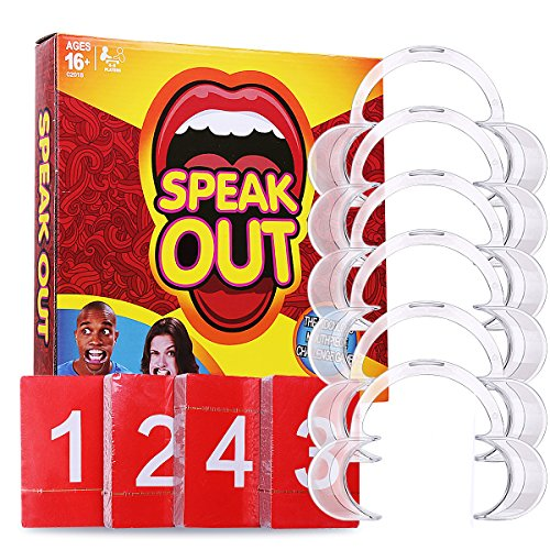 eHizon Speak Out Jeu de mots(Anglais Langue)