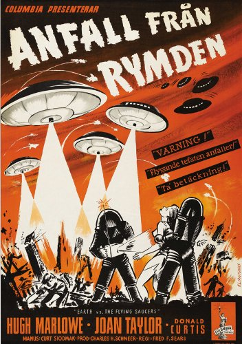 earth-vs-the-flying-saucers-plakat-movie-poster-11-x-17-inches-28cm-x-44cm-1956-swedish