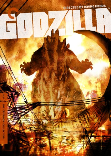 Criterion Collection: Godzilla [DVD] [1954] [Region 1] [US Import] [NTSC]