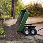ProBache - Chariot Remorque de jardin...