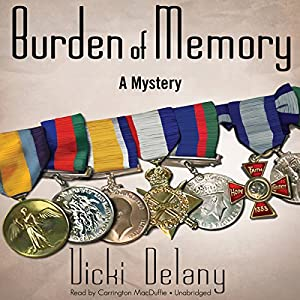 Burden of Memory Audiobook