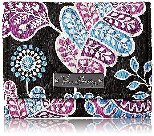06. Vera Bradley Petite Trifold Wallet