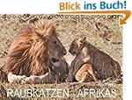 Raubkatzen Afrikas / SchweizCH-Versio...