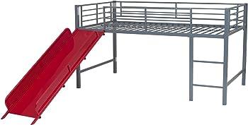 DHP Junior Fantasy Loft Twin Bed