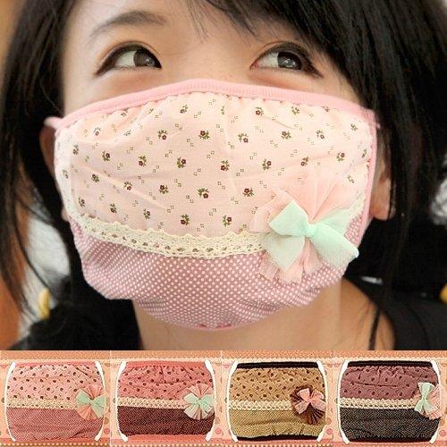 【RKC】 ファッション デザイン マスク 4色セット : ACD