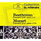 Beethoven: Piano Concerto No.3 in C minor, Op.37 / Mozart: Piano Concerto No.20 in D minor, K.466