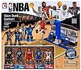 The Bridge Direct NBA Slam Dunk Contest Playset